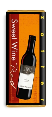 Czekolada nadziewana Zotter Sweet Wine Red