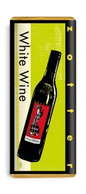 Czekolada nadziewana Zotter White Wine (70 g)