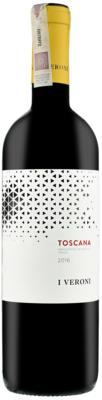 Wino I Veroni Rosso Toscana IGT 2017