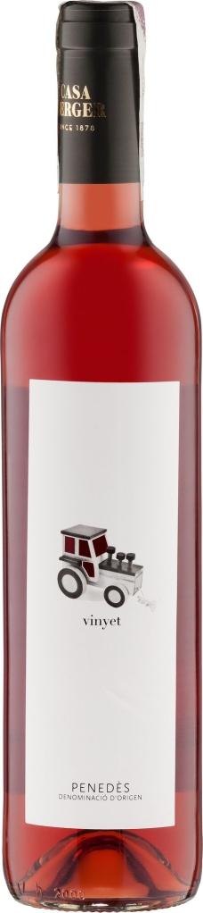 Wino Marti Serda Vinyet Rosado Penedes