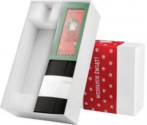 """Pudełko świąteczne """"Czekoladowa wariacja"""""""