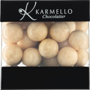 Karmello migdał w białej czekoladzie (200 g)