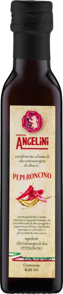 Oliwa Angelini z peperoncino (250 ml)
