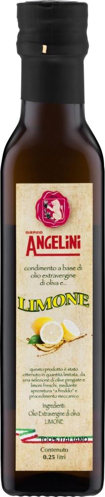 Oliwa Angelini z cytryną (250 ml)