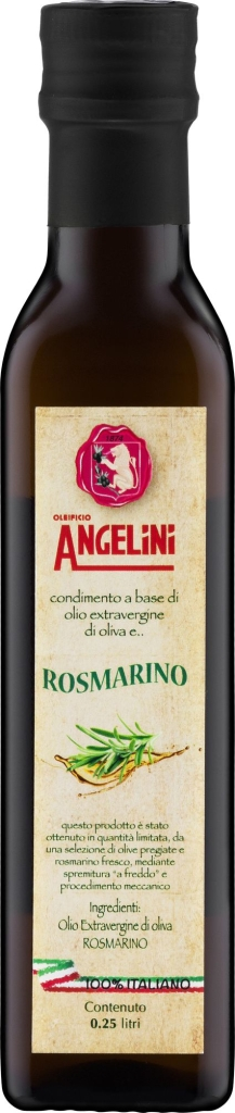 Oliwa Angelini z rozmarynem (250 ml)