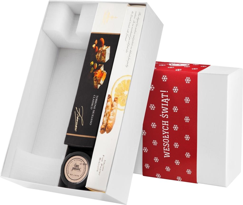 Pudełko świąteczne