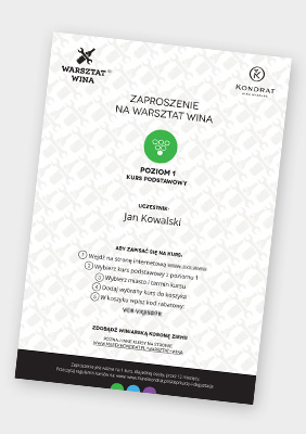 Voucher na Warsztat Wina: kurs podstawowy