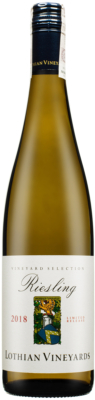 Wino Lothian Vineyards Riesling Elgin WO 2018