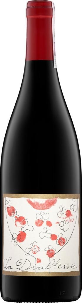 Wino Château de Coulaine La Diablesse Chinon AOC