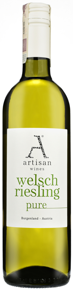 Wino Artisan Welschriesling Pure Burgenland 2017