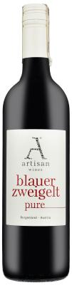 Wino Artisan Blauer Zweigelt Pure Burgenland 2013