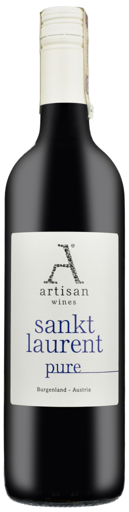 Wino Artisan Sankt Laurent Pure Burgenland 2018