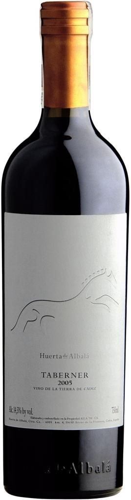 Wino Huerta de Albalá Taberner Cádiz VdlT 2005