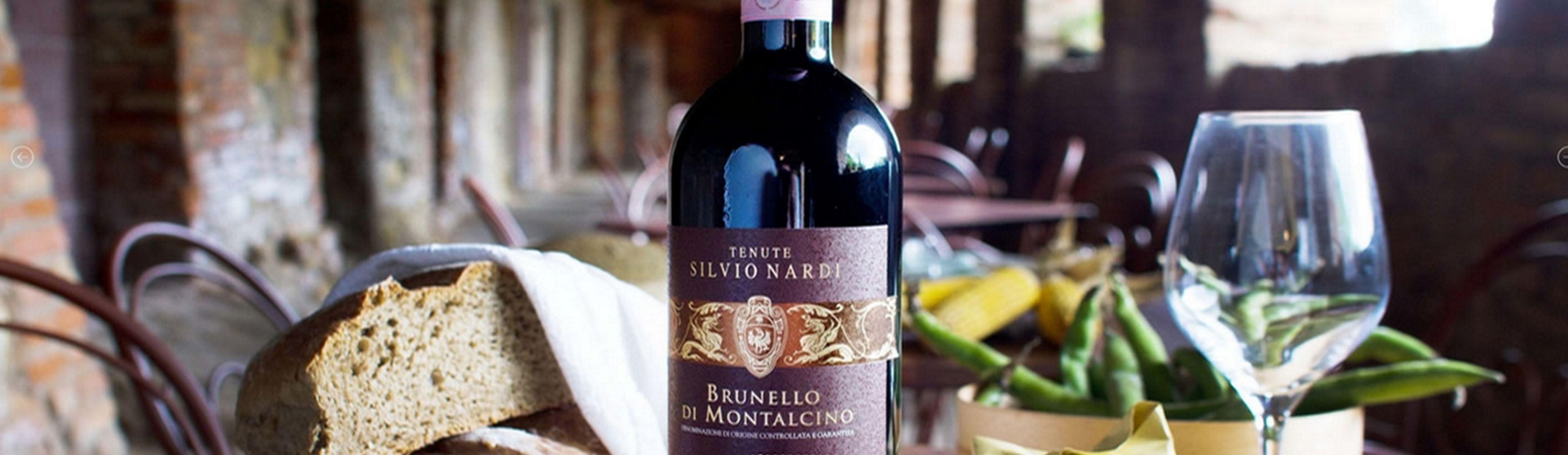 Montalcino wino