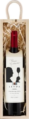 Leyda Reserva Chardonnay w skrzynce