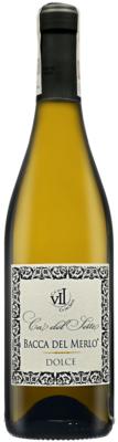 Wino Ca' del Sette Bacca del Merlo Bianco Dolce