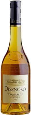 Wino Disznókö Aszú 6 Puttonyos Tokaj 2002 500 ml