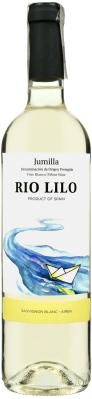 Wino Rio Lilo Airen Sauvignon Blanc Jumilla DO 2016