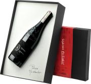 Wino Xavier Vacqueyras w eleganckim pudełku