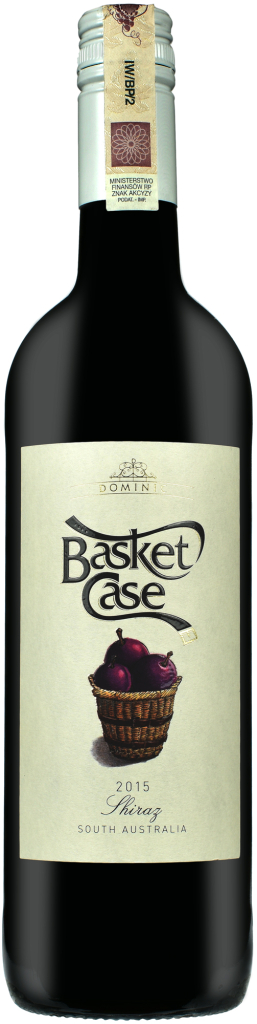 Wino Dominic Basket Case Shiraz 2018