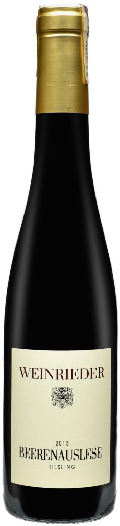Wino Weinrieder Beerenauslese Riesling Bockgärten Weinviertel 2013 375 ml