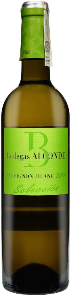 Wino Alconde Sauvignon Blanc Seleccion Navarra DO 2017