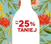 LETNIA WYPRZEDAŻ – wina do 25% taniej!