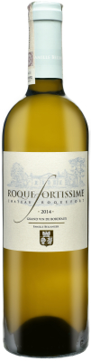 Wino Chateau Roquefort Roquefortissime Bordeaux AOC 2014