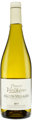 Wino Domaine des Vercheres Macon-Villages AOC 2017