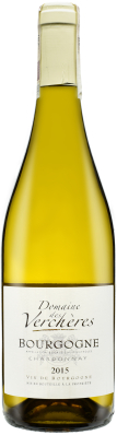Wino Domaine des Vercheres Chardonnay AOC Bourgogne 2015