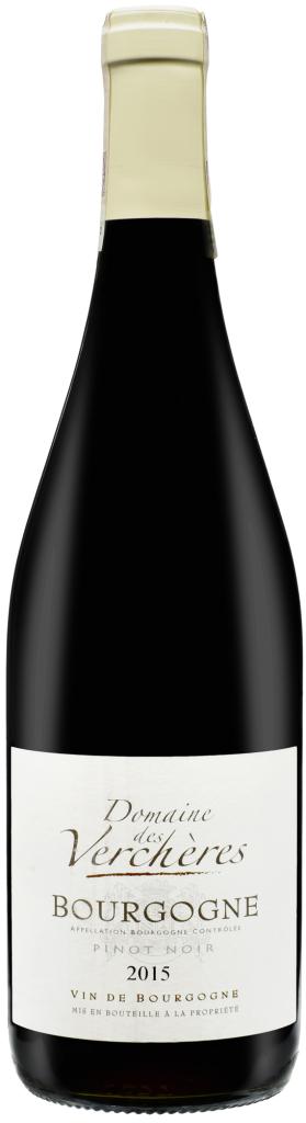 Wino Domaine des Vercheres Pinot Noir Bourgogne AOC 2017