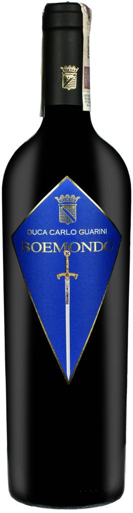 Wino Guarini Boemondo Primitivo Salento IGT 2013
