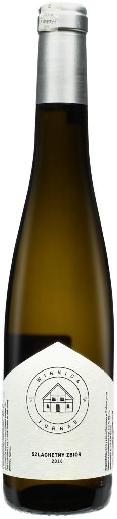 Wino Winnica Turnau Szlachetny Zbiór 2019 375 ml