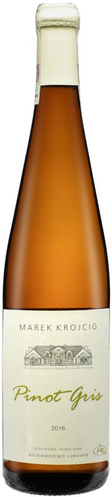 Wino Winnica Stara Winna Góra Pinot Gris