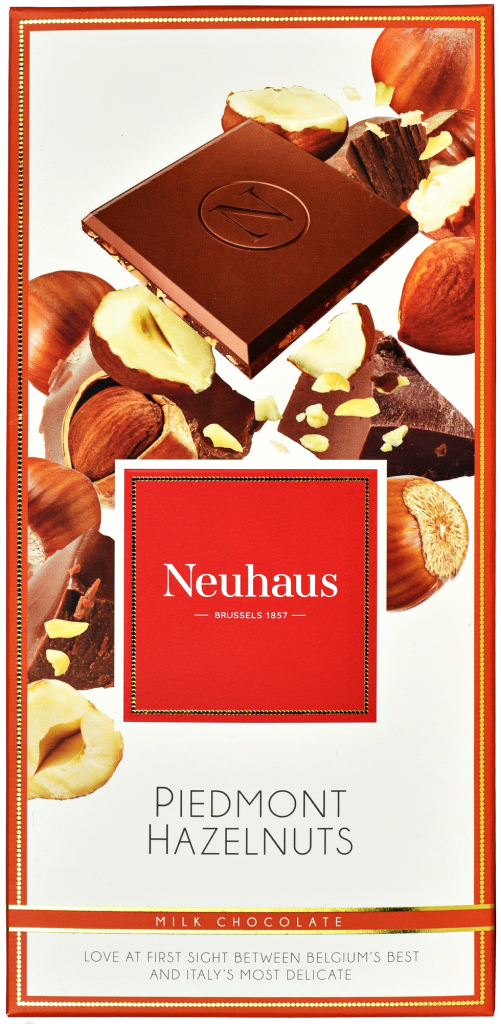 Neuhaus czekolada z orzechami laskowymi (100 g)
