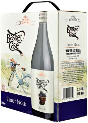 Bag-in-Box: Dominic Basket Case Pinot Noir 2,25 l