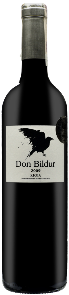 Wino David Moreno don Bildur Rioja DOC 2009