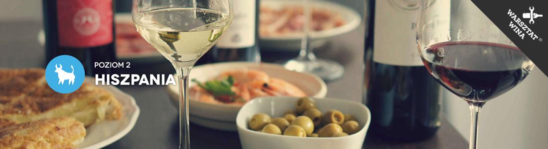Warsztat Wina: Hiszpania