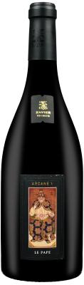 Wino Wino Xavier Arcane V Le Pape Châteauneuf du Pape AOC 2010