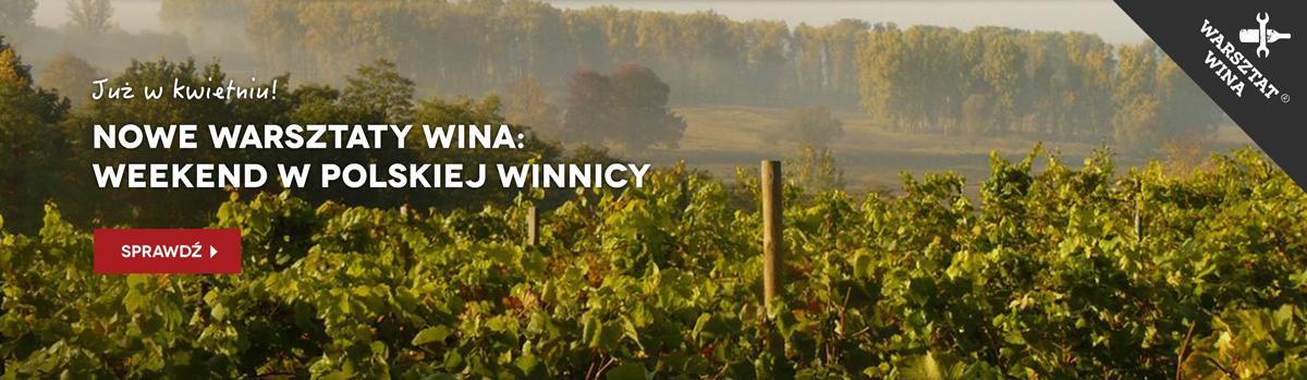 Warsztat Wina: wyjazdowe kursy wiedzy winiarskiej
