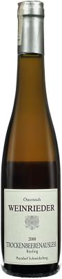 Wino Weinrieder TBA Riesling Schneiderberg Weinviertel 2000 375 ml