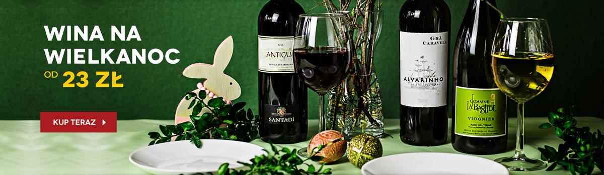 Oferta win na Wielkanoc