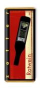 Czekolada nadziewana Zotter Red Wine OLIVIN (70 g)