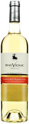 Wino Costieres de Pomérols Beauvignac Gewurztraminer Pays d'OC IGP 2017