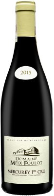 Wino Domaine Meix-Foulot Mercurey Premier Cru AOC 2017