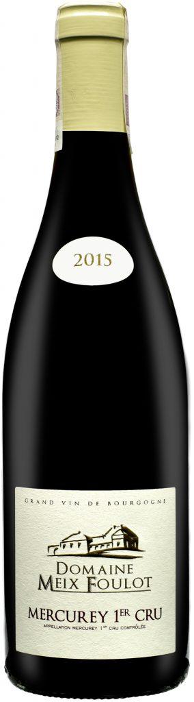 Wino Domaine Meix-Foulot Mercurey Premier Cru AOC 2015