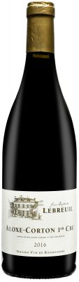 Wino Domaine Jean-Baptiste Lebreuil Aloxe-Corton Premier Cru AC 2016