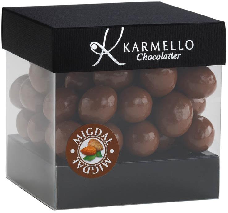 Karmello midały w mlecznej czekoladzie (200 g)