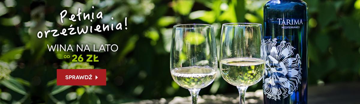 Wina na lato
