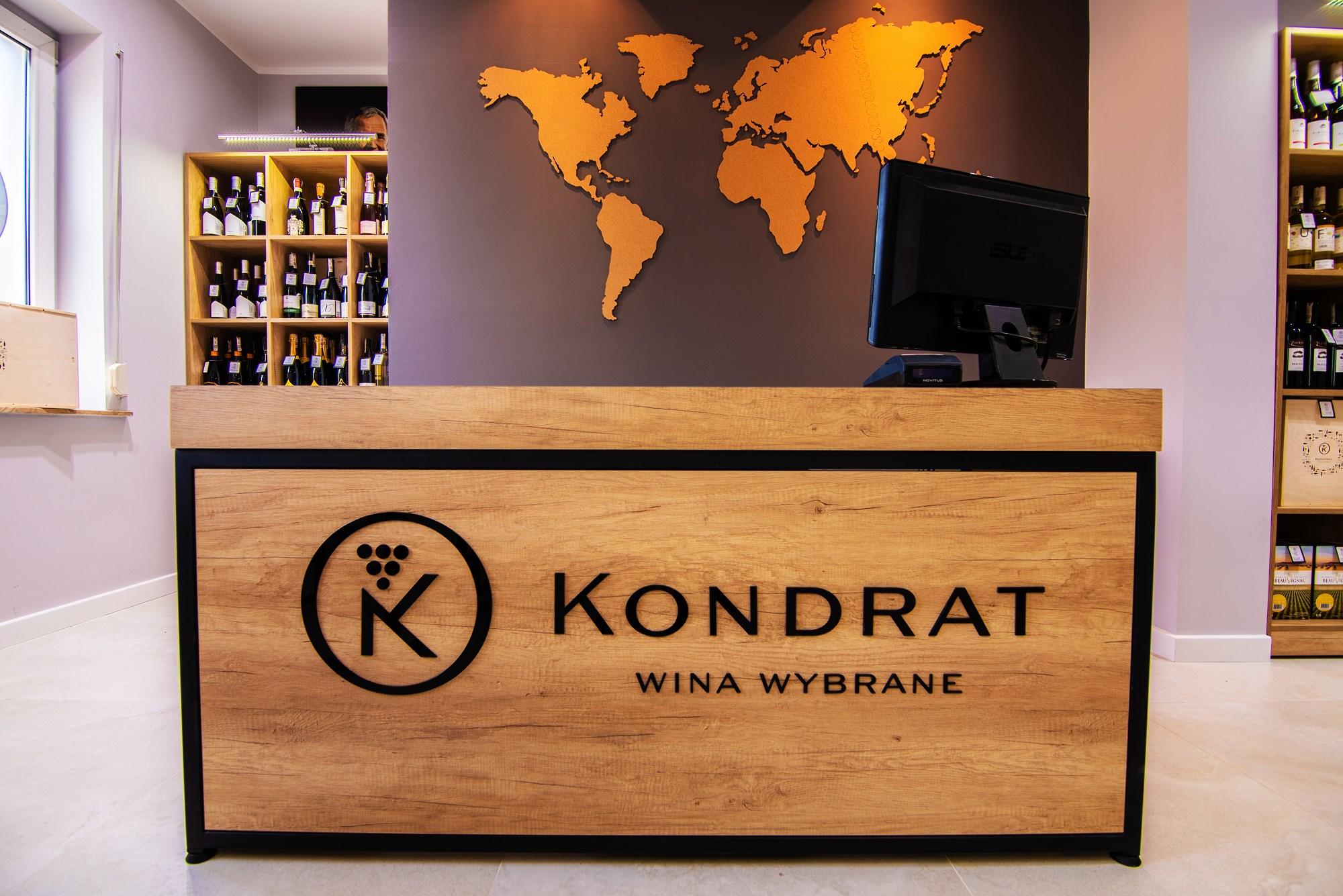 Sklep Z Winem Bydgoszcz Kondrat Wina Wybrane